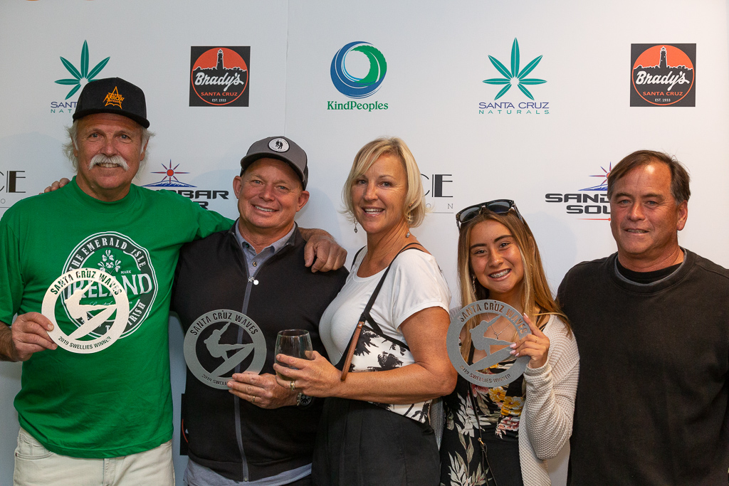 2019 Santa Cruz Waves Swellies Awards