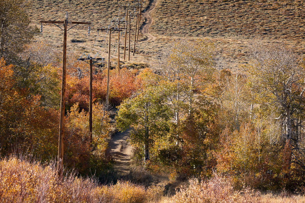 Eastern Sierra Dirt Roads